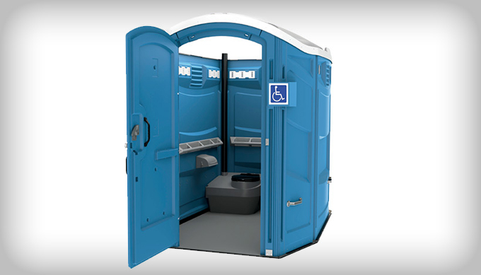 Ada Compliant Portable Toilet Rental Handicap Portable