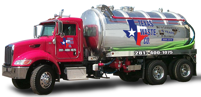 Septic Tank Pumping Septic Tank Cleaning Texas Waste Co