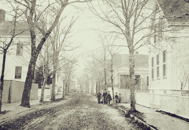nantucket ghost tours