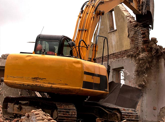 Cams deconstruction & redevelopment