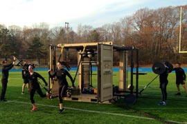 athletic mobile fitness