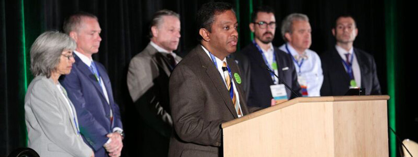 Dr.Radhakrishnan speaks at American Vein and Lymphatic Society Congress in Orlando