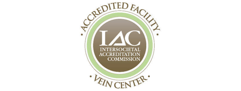 The Vein Doctors receives IAC Vein Center Accreditation